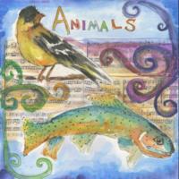 Animals Digital Binder Logo