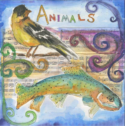 Animals Digital Binder Logo