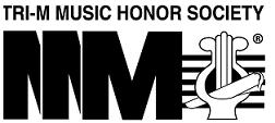 Tri-M Music Honor Society Logo